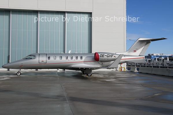 2021-01-24 OE-GHF Learjet 45