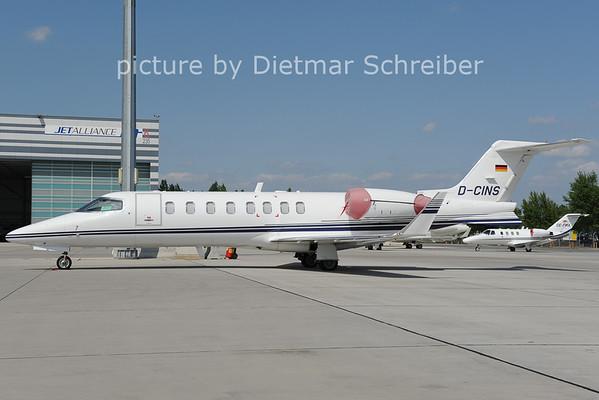 2011-05-18 D-CINS Learjet 45