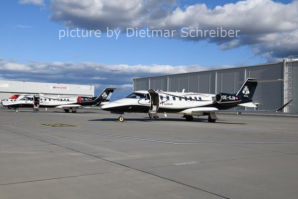 2021-02-04 OE-GJW Learjet 45 Avcon Jet