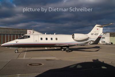 2008-02-07 OE-GCF Learjet 55
