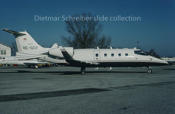 1995-12 OE-GCF Learjet 55