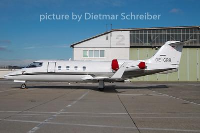 2009-11-09 OE-GRR Learjet 55