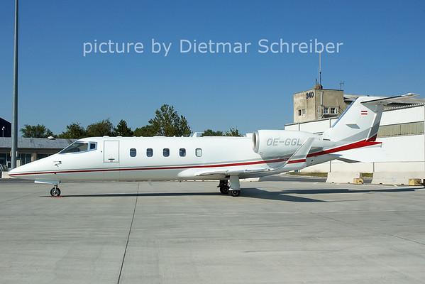 2006-07-20 OE-GGL Learjet 60