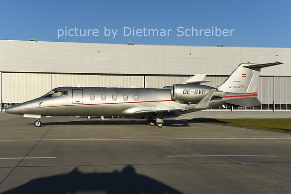 2014-12-19 OE-GVP Learjet 60 Vistajet