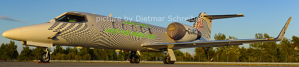 2012-09-07 D-CURT Learjet 60