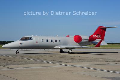 2014-07-01 OE-GSC Learjet 60
