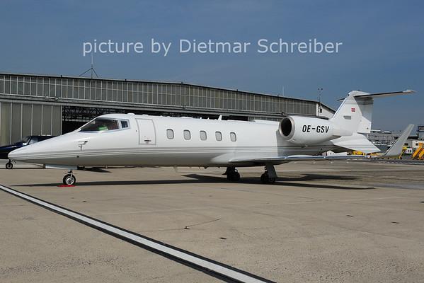 2014-04-08 OE-GSV Learjet 60