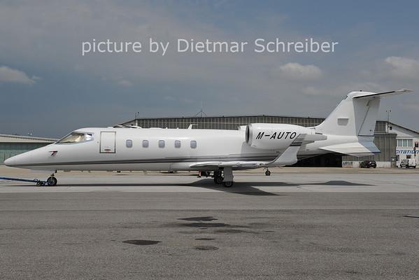 2011-06-01 M-AUTO Learjet 60
