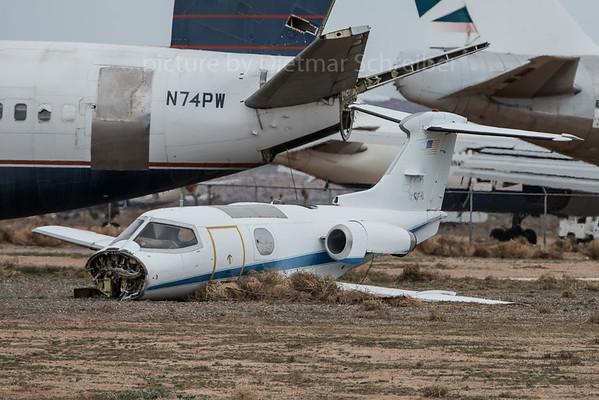 2016-03-04 N804NA Learjet 24 NASA