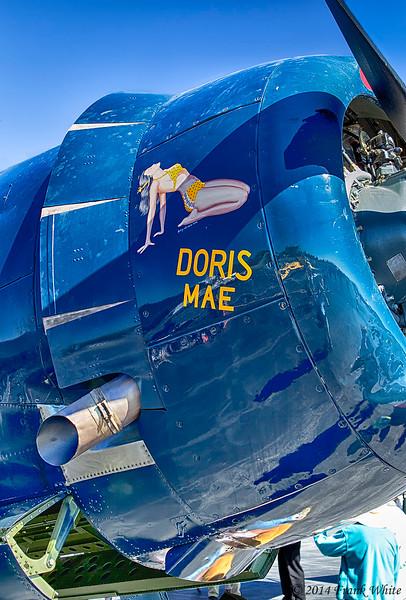 Avenger WWII dive bomber