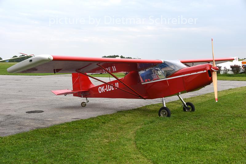 2014-08-07 OK-LUL11  Let-Mont TUL-01 Tulak Piper UL