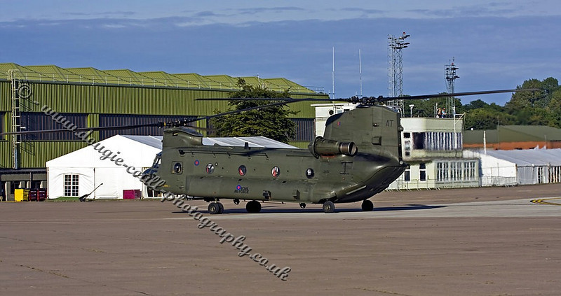 Chinook - Leuchars 2008