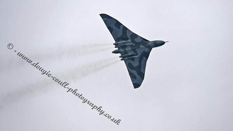 Vulcan at Leuchars 2008
