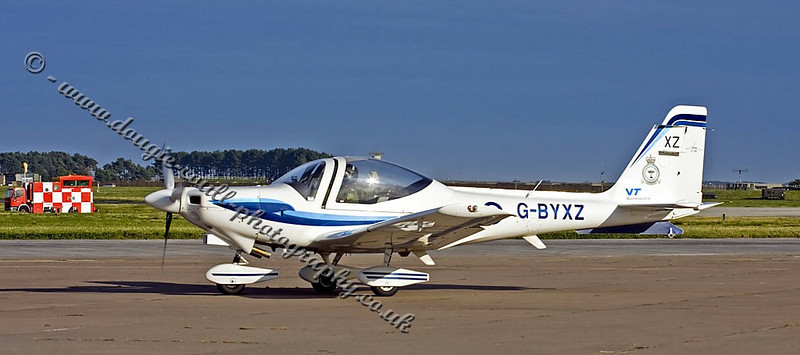 Grob G-115E Tutor - G-BYXZ