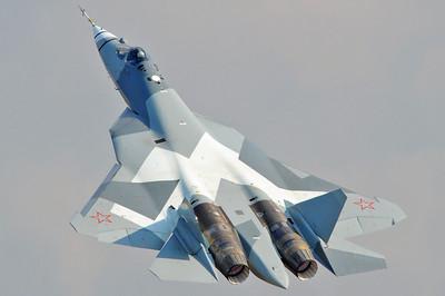 """Sukhoi T-50 """"052 Blue"""""""