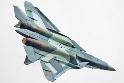 """Sukhoi T-50 """"054 Blue"""""""