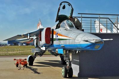 """MiG-27M Flogger-J 115 Blue"""