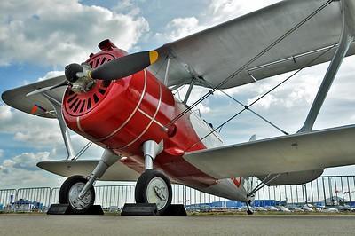 "Polikarpov I-152 DIT RA-0281G/""23 Red"""