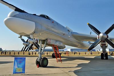 "Tupolev Tu-95MS Bear-H RF-94192/""50 Red"""