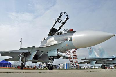 """Sukhoi Su-30SM Flanker-C """"56 Black"""""""