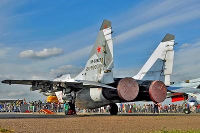 "MiG-29SMT Fulcrum-F RF-92923/""02 Red"""