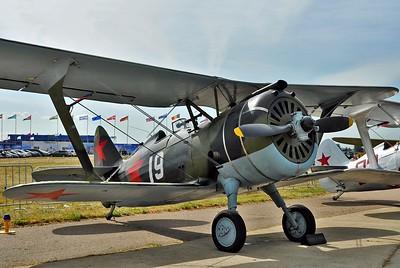 "Polikarpov I-15bis ""19 White"""