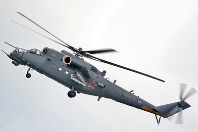 "Mil Mi-35M Hind-E ""39 Red"""