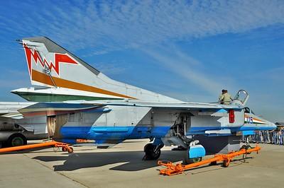 "MiG-27M Flogger-J ""115 Blue"""