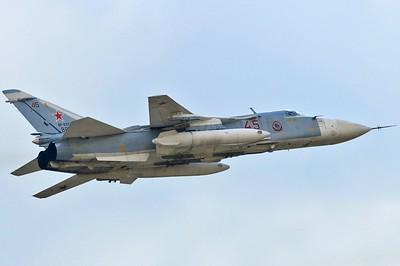 """Su-24m Fencer-D RF-92248 """"45 Red"""""""
