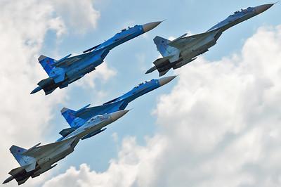 Sukhoi Su-27SM Flanker-B
