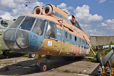 Mil Mi-8T Hip-C RA-22592