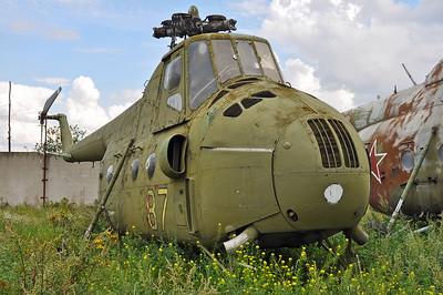 "Mil Mi-4 Hound  ""87 Yellow"""