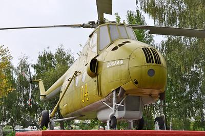 "Mil Mi-4 Hound ""04 Yellow"""