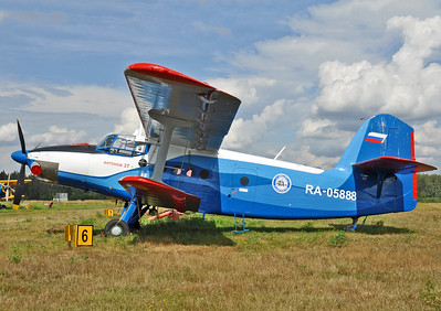 Antonov An3T RA-05888