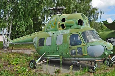 """Mil Mi-2 """"23 Yellow"""""""