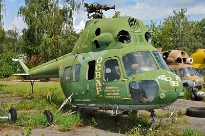 "Mi-2 Hoplite ""52 Yellow"""