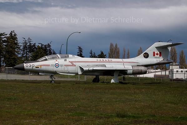 2007-05-02 101030 CF101 Voodoo Canadian AIr Force