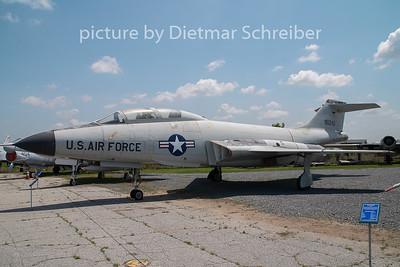2008-04-24 56-0243 F101 Voodoo USAF