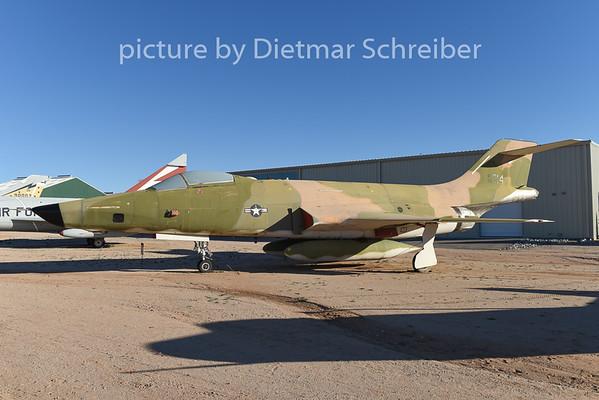 2015-02-08 56-0214 F101 Voodoo USAF