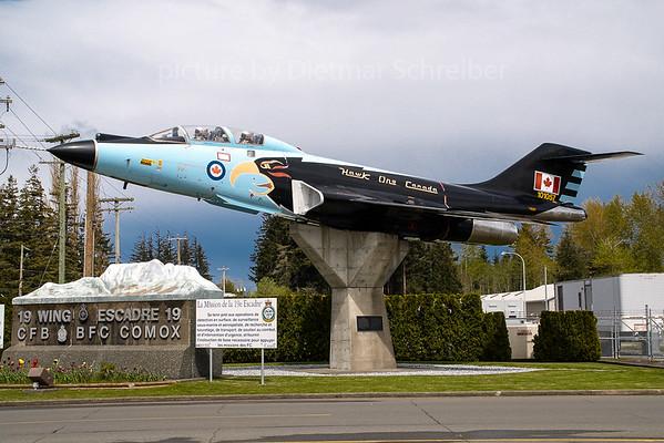 2007-05-02 101057 CF101 Voodoo Canadian AIr Force