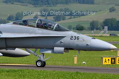 2021-06-09 J-5236 F18 Hornet Swiss AIr Force