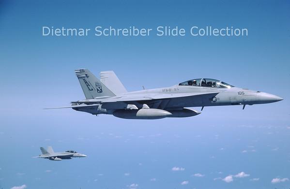 2007-04 166630 MDD F/A 18F Hornet (c/n F123) United States Navy