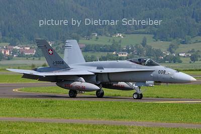 2021-06-09 J-5008 F18 Hornet Swiss Air Force