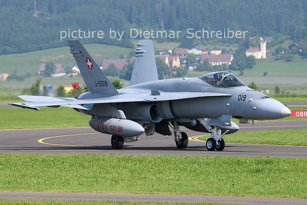 2021-06-09 J-5019 F18 Hornet Swiss Air Force