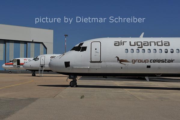 2011-09-23 5X-UGC MD87 Air Uganda