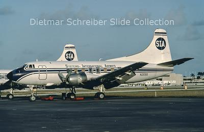 N259S Martin 404 (c/n 14233) System International Airways