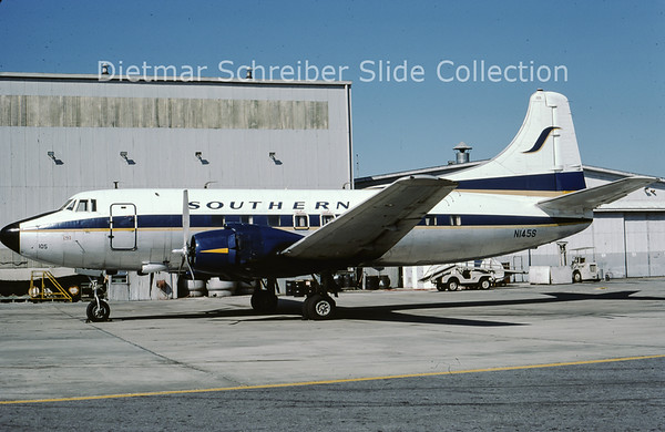 1978-03 N145S Martin 404 (c/n 14142) Southern