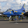 Blue Angels - Douglas A-4 Skyhawk