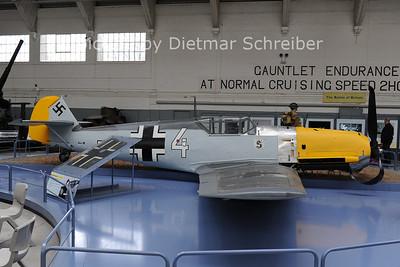 2014-02-23 1190 Messerschmitt Bf109 German Air Force