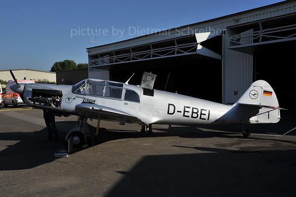 2013-09-06 D-EBEI Messerscmidt Bf108
